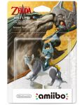 Nintendo Amiibo фигура - Wolf Link [The Legend of Zelda Колекция] (Wii U) - 3t